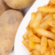 French fries — Stock Photo #17372169