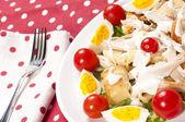 чезаре салат — Стоковое фото