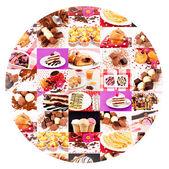 Sweet circle — Stock Photo