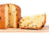 Xmas cake — Stock Photo