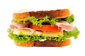 Small sandwich — Stock Photo