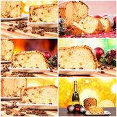 Panatton cake — Stock Photo