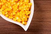 Cooked corn — Stock Photo