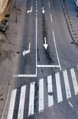 Znaki drogowe — Zdjęcie stockowe