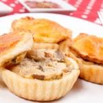 Tasty chicken pie — Stock Photo #18709749