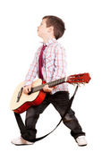 Little superstar — Stock Photo