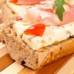������, ������: Tasty sandwich
