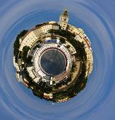 Marina di belgrado — Foto Stock