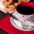 Coffee and donuts — Lizenzfreies Foto