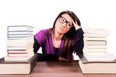 Learning problems — Stock Photo