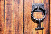 Old latch — Stock Photo