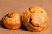 French muffin — Stock Photo