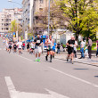 Belgrade marathon — Stock Photo #24314277