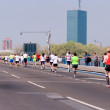 Belgrade marathon — Stock Photo #24317061