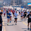 Belgrade marathon — Stock Photo