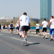 Belgrade marathon — Stock Photo #24317407