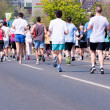Belgrade marathon — Stock Photo #24317543