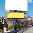 Big billboard - Stock Photo