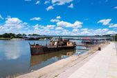 Limana belgrade — Stok fotoğraf