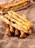 Cheese sticks — Stock Photo