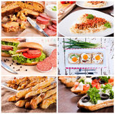 Food time — Stock Photo
