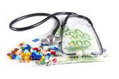Health care concept — Stock Photo