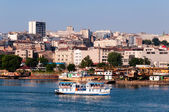 Belgrade summer — Stock Photo