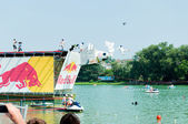 Red Bull Flugtag — Stock Photo
