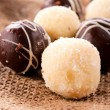 Sweet pralines — Stock Photo #27279577