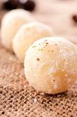 Coconut praline — Stock Photo