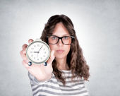 Time is passing — Stock Photo