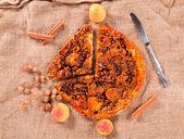 Torta doce — Foto Stock
