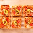 MIni sandwiches — Stock Photo