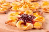 Sweet pastry — Stock Photo