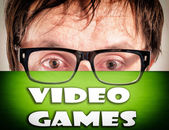 Videospiele — Stockfoto