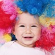 Baby clown — Stock Photo #27911577