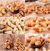 Cashew nuts — Stock Photo