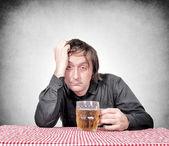 Sarhoş adam — Stok fotoğraf