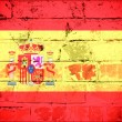 Spain flag — Stock Photo