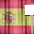 Spain flag — Stock Photo #28940209