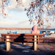 Lonely days — Stock Photo