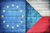 Europäisches land — Stockfoto
