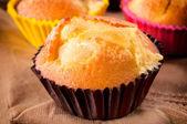Muffin čas — Stock fotografie