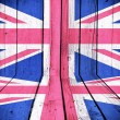 great britain flag — Stock Photo