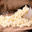 Pop corn time — Stock Photo
