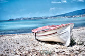 Empty boat — Stock Photo
