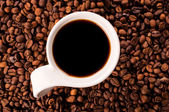 Single coffee cup — Stock Photo