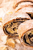 Strudel slices — Stock Photo