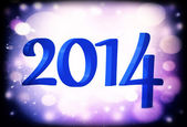 2014 background — Stock Photo