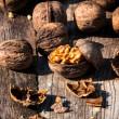 Raw walnuts — Stock Photo #34409553